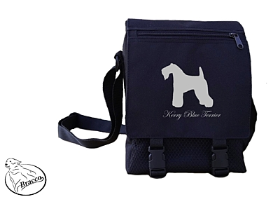Bracco bag City or Country, Kerry Blue Terrier