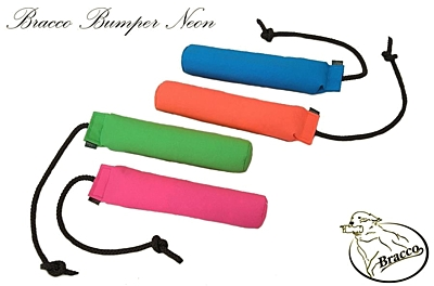 Bracco Bumper Dummy 500 g - floating, different colors.