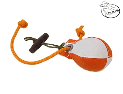 Schnur 50 cm, 8,0 mm - orange.