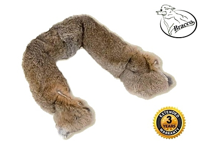 Bracco Dummy, full fur - hare  3-part, 1500g  – 7000g