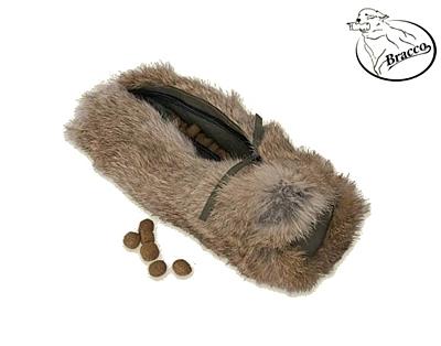 Bracco Snack Dummy with fur.