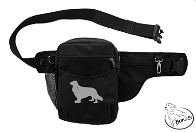 Bracco dog training belt Multi, black Cavalier King Charles Spaniel