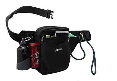 Bracco dog training belt Multi, black - Golden Retriever 2