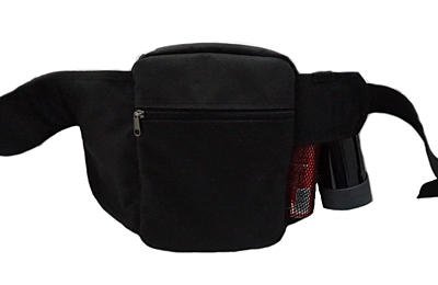 Bracco dog training belt Multi, black/green Bearded Collie