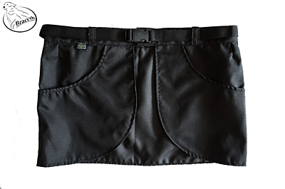 Bracco Training Skirt Kilt, black, various sizes.