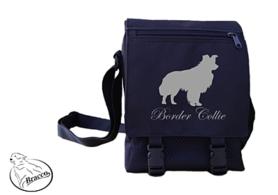Bracco bag City or Country, Border Collie