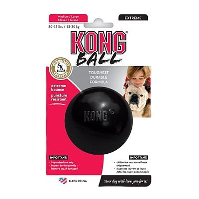 Kong Extreme Ball, odolný míček 7,5cm