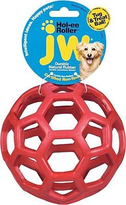 JW Hol-EE Děrovaný míč - různé velikosti