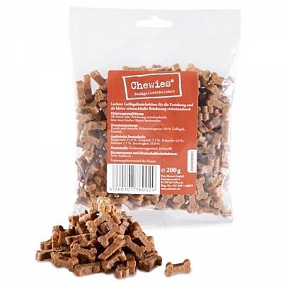 Chewies Geflügelknöchelchen - drůbeží 200 g