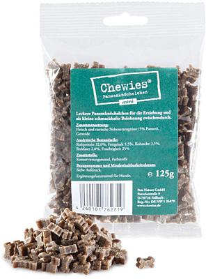 Chewies Mini Pansenknöchelchen - mit Kuttel 125g
