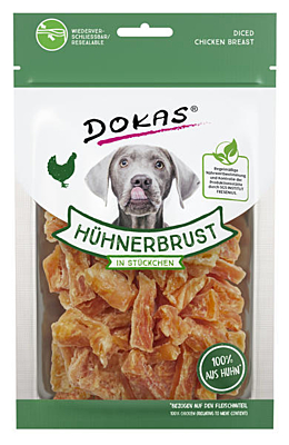 Dokas - Chicken Breasts 70g