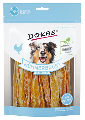 Dokas - Chicken breast strips 250 g