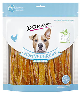 Dokas - Chicken breast strips 500 g