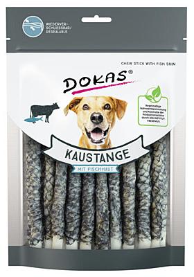 Dokas - Tyčinky z hovězí a rybí kůže 200 g