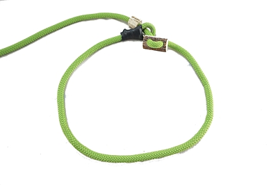 Bracco VARIABLE dog leash 8.0mm, part to dog with Pull Stop 125cm- various colours