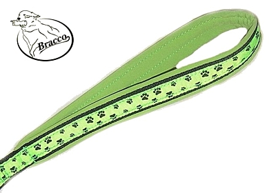 Bracco Soft Hand, dog leash, medium breed - different colors 140 cm